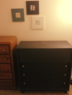 Finished Annie Sloan Dresser