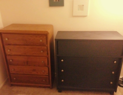 Finished Dressers