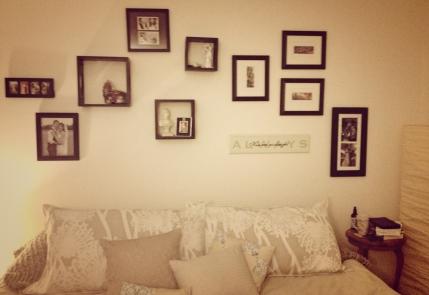 Memory Photo Wall